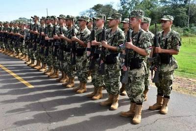 Fuerzas Armadas al combate del crimen organizado
