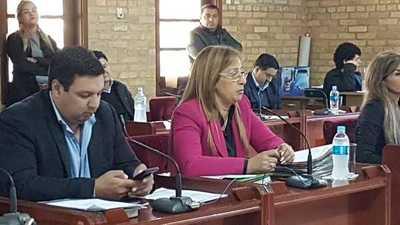 Lilian González sigue como opositora en la Junta de cara a las municipales del 2020
