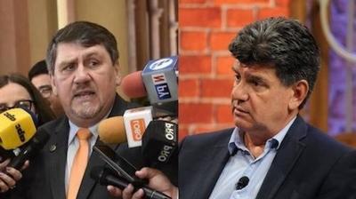 """HOY / Llano tilda de """"sonámbulo político"""" a Alegre por su fallido intento de juicio político"""