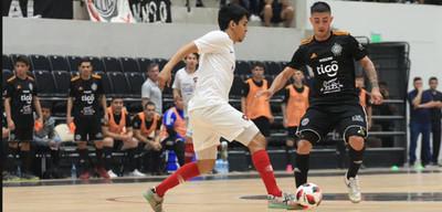 La final del Futsal se juega pero a puertas cerradas