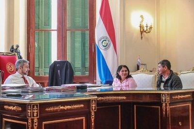 Padres del suboficial secuestrado por el EPP visitaron al Jefe de Estado