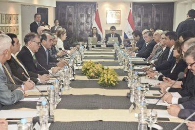 Tuvo lugar la primera reunión de la comisión de asesores para la renegociación de Itaipu