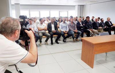 Se inició juicio por amaño: Da Silva, acusado
