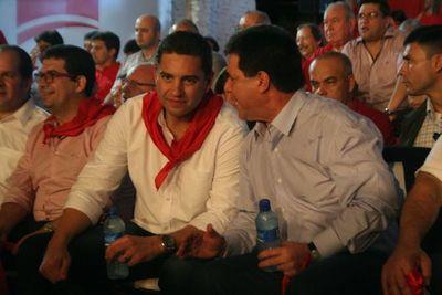 Presidente de ANR quiere a Cartes como candidato de consenso