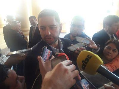 "Alliana: ""Quiero que Horacio Cartes sea candidato de consenso"""