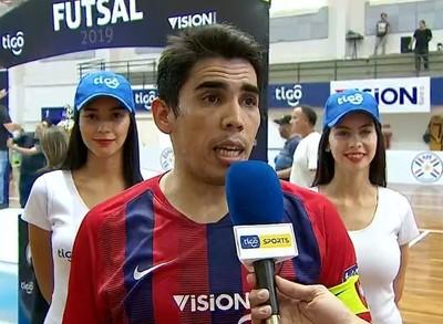 Referentes de Cerro Porteño celebran el pentacampeonato