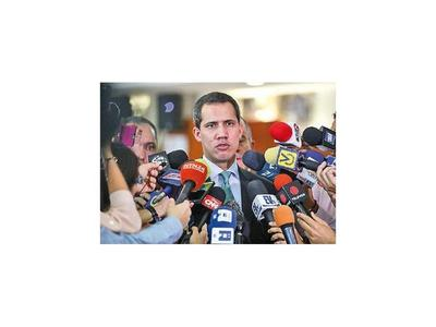Guaidó se alía con Colombia para ubicar rebeldes de FARC