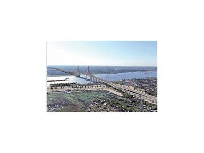 El puente Asunción-Chaco'i costará USD 162 millones
