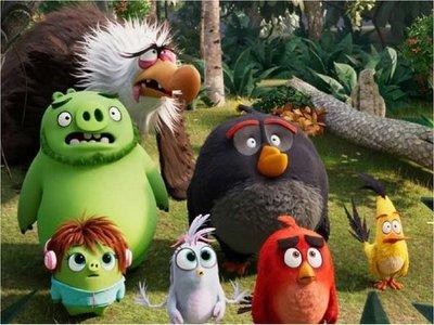Angry Birds 2: una película que invita a perdonar a los enemigos