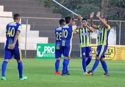 Capiatá golea a San Juan y avanza en Copa Paraguay