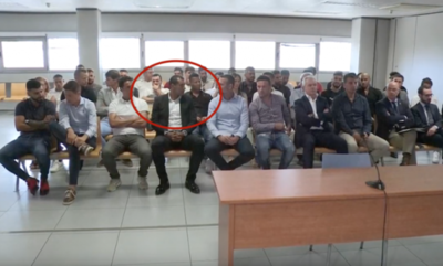 HOY / Paulo Da Silva se expone a penas privativas de libertad