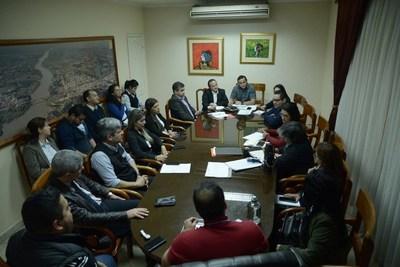 Reactivan el Consejo Local de Salud en Ciudad del Este