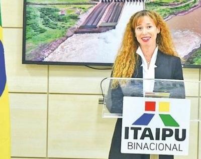 """Consejera de Itaipú: """"depende de nosotros seguir con objetivos de desarrollo sostenible"""""""