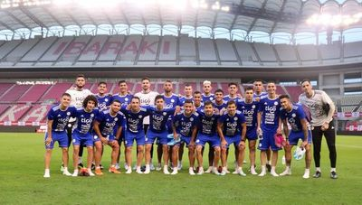 Berizzo resalta la experiencia en la Copa América
