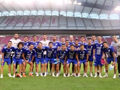 Berizzo elogia a selección Japonesa rival de la Albirroja en fecha FIFA