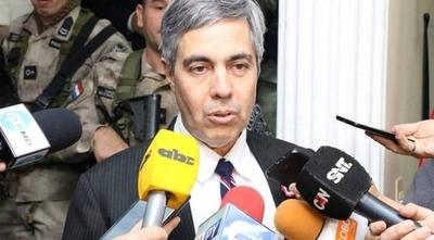 """HOY / Pese a que acta bilateral está """"en el freezer"""" aún existe """"daño potencial"""", afirma Ferreira"""