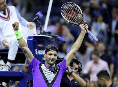 Dimitrov elimina a Federer