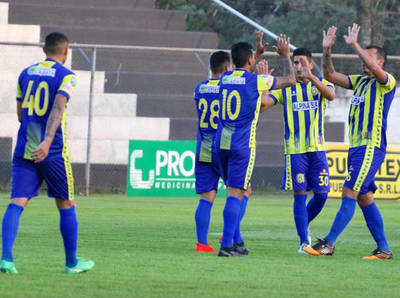 Compacto: Deportivo Capiatá 5-1 Sportivo San Juan