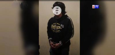 Capturan a hombre que vendía marihuana en colegio de Ypacaraí