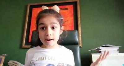 HOY / Niña habla sobre maltrato infantil en redes e insta a víctimas a buscar ayuda