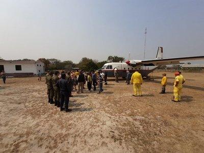 Congreso declara emergencia ambiental en el Chaco