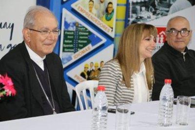 Ministerio de Trabajo y la Iglesia Católica suscriben acuerdo para llevar adelante cursos gratuitos de capacitación