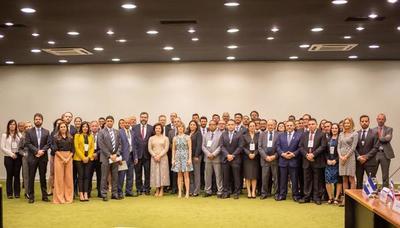 Paraguay presente en reunión para tratar temas relacionados a casos de corrupción transnacional