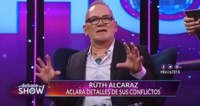 """Luis Calderini disparó contra """"El Churero"""": """"Es un sin vergüenza"""""""