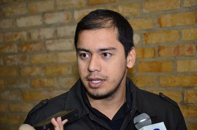 """Miguel Prieto: """"Yolanda Paredes miente, yo no prohibí los escraches"""""""