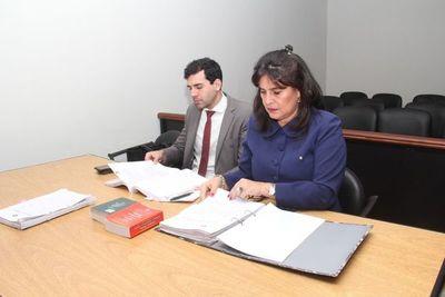 Juicio oral contra el senador Buzarquis proseguirá mañana