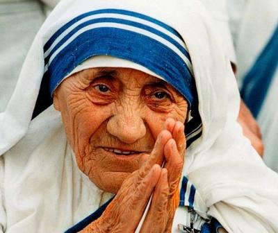La Iglesia celebra la Festividad de la Santa Madre Teresa de Calcuta
