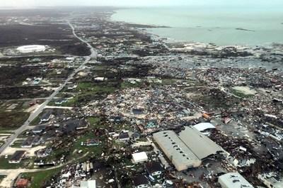 VIDEO: Así quedó Bahamas tras el paso del huracán Dorian