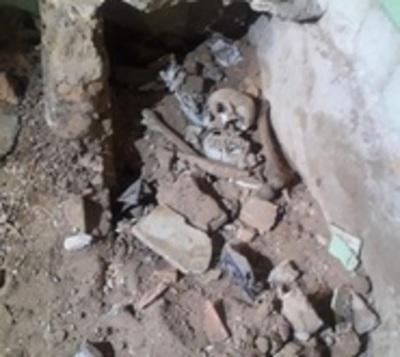Hallan restos óseos en casa de expresidente Stroessner