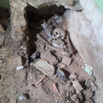 Hallan restos óseos enterrados en casa de expresidente Stroessner