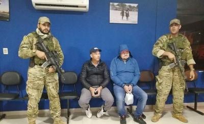 HOY /  Cae uno de los narcos más  buscados en Argentina con un  socio, en la ciudad de Pilar