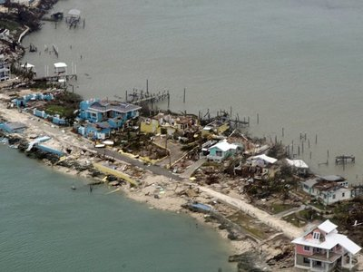 El número de fallecidos en Bahamas por el paso de Dorian sube a 20