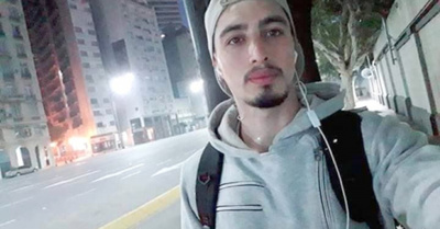 Paraguasho falleció en un accidente carretero