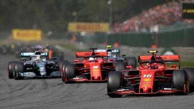 HOY / F1: Ferrari llega a casa confiado en volver ganar nueve años después