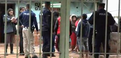 Rescatan a niños y adolescentes indígenas en zona de Terminal