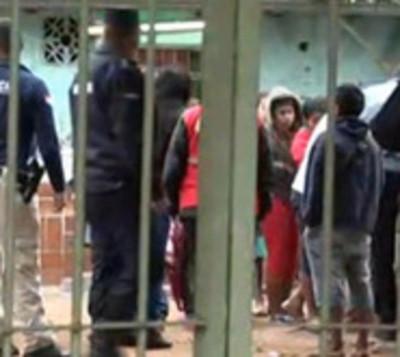 Rescatan a niños y adolescentes de la etnia Mbya Guaraní