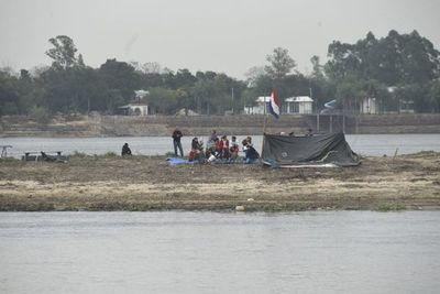 "Pescadores anuncian ""medidas drásticas"" si no reciben G. 30 millones cada uno"