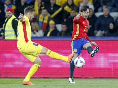 Atractivos juegos en el clasificatorio para la Eurocopa