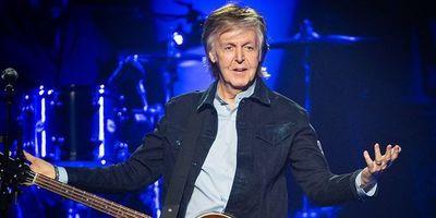 """Paul McCartney muestra su faceta de abuelo en el libro """"Hey Grandude"""""""