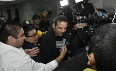 """Rechazan pedido de """"Cucho"""" y seguirá en Tacumbú"""