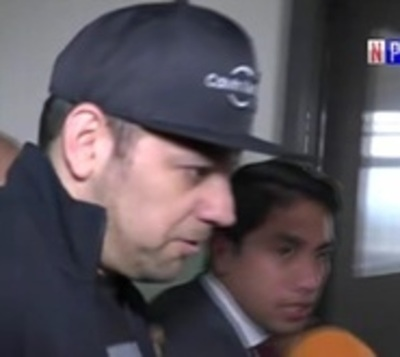 Jueza rechaza arresto domiciliario y Cucho seguirá en Tacumbú