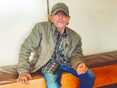 Abuelo mató a su yerno y dijo que lo hizo en defensa propia