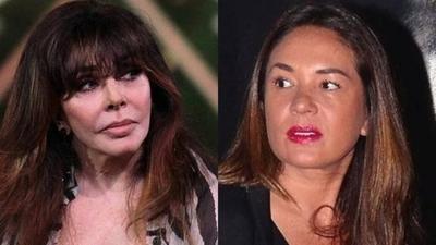 """HOY / Verónica Castro niega matrimonio con  mujer y Yolanda Andrade la llama """"mentirosa"""""""