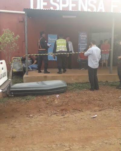 Sicarios asesinan a otro miembro de una familia en Pedro Juan Caballero