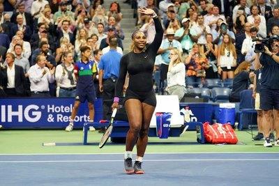 Serena Williams, finalista del US Open