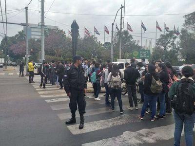Fenaes anuncia cierre de calles